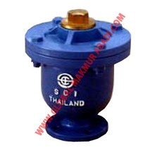 SIAM SINGLE SMALL ORIFICE AIR VALVE SCREWED AND FLANGE END