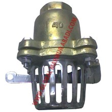 MIZU FOOT VALVE BRONZE