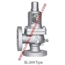 TL SL-24H SAFETY RELIEF VALVE