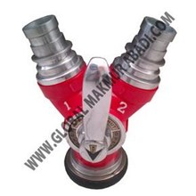 Y CONNECTION ALUMINIUM (1 HANDLE) MACHINO COUPLING