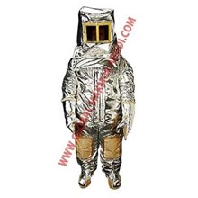 ZETEC 3000 SERIES FIRE ENTRY SUIT FOR BREATHING APPARATUS