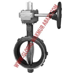 TYCO BFV-N BUTTERFLY VALVE WAFER WITH TAMPER SWITCH