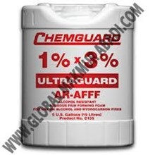 Chemguard Foam Concentrate.