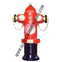 HOOSEKI H-15AP HYDRANT PILLAR THREE WAY