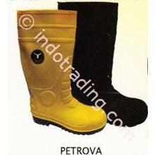 Petrova Sepatu Safety