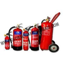 Q-FIRE CARTRIDGE TYPE ABC DRY CHEMICAL POWDER FIRE