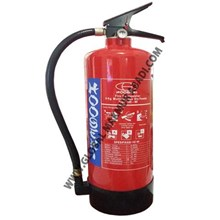 HOOSEKI DRY CHEMICAL POWDER ABC FIRE EXTINGUISHER