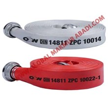 OSW SYNTEX 500 EXTRA EPDM RUBBER FIRE HOSE