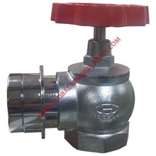 HOOSEKI 16K HYDRANT VALVE MACHINO CHROME