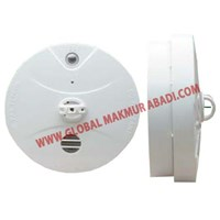 Jual DEMCO D-223H-ABI STAND ALONE SMOKE HEAT DETECTOR WITH 9V BATTERY