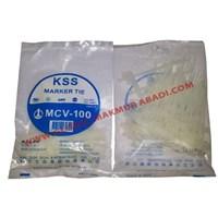 KSS MCV-100 MARKER TIE KABEL TIES LABEL 1