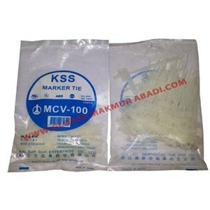 KSS MCV-100 MARKER TIE KABEL TIES LABEL