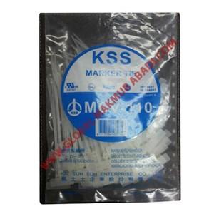 Dari KSS MCV-110 MARKER TIE CABLE TIES LABEL 0