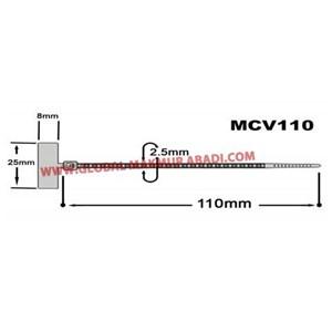 Dari KSS MCV-110 MARKER TIE CABLE TIES LABEL 1