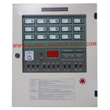HORING LIH CONVENTIONAL MASTER CONTROL FIRE ALARM PANEL