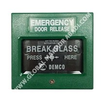 DEMCO D108 BREAK GLASS MANUAL CALL POINT