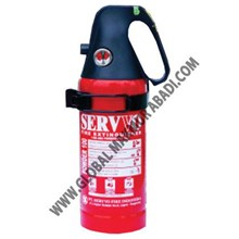 SERVVO P100SA VE-EX VEHICLE FIRE EXTINGUISHER DRY