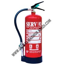 SERVVO F600 F900 AF3 Saturday AFFF FOAM FIRE EXTINGUISHER 6%