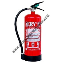 SERVVO D 1430 FE36 CLEAN AGENT FIRE EXTINGUISHER