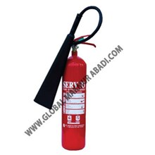 SERVVO C200 C500 C680 C900 CO2 CARBON DIOXIDE FIRE EXTINGUISHER