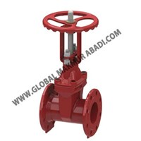 TYCO TMRX OUTSIDE SCREW AND YORK GATE VALVE ANSI 1