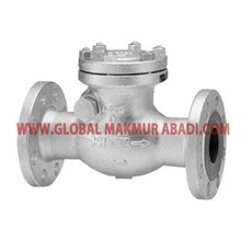 SWING CHECK VALVE KITZ 20SODB 20K  FOR GAS SERVICE