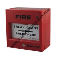 NOTIFIRE FSM500 ADDRESSABLE MANUAL BREAK GLASS MANUAL CALL POINT 1