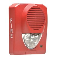 NITTAN EVCA-AP-S RED STROBE FOR CONVENTIONAL WALL