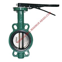 GALA LEVER WAFER BUTTERFLY VALVE
