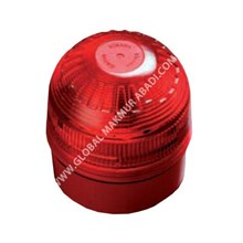 CONTEXT PLUS 55000-009 INTELLIGENT OPEN AREA BEACON RED LENS