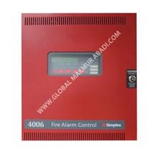 TYCO SIMPLEX  4006 4008 MASTER FIRE ALARM CONTROL