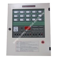HORING LIH AHC SERIES MASTER CONTROL FIRE ALARM PANEL