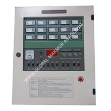 HORING LIH AHC SERIES MASTER CONTROL FIRE ALARM PA