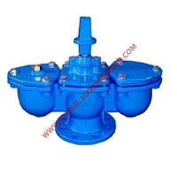 DOUBLE ORIFICE AIR VALVE YONE