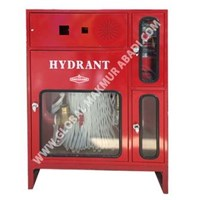 FIREGUARD HYDRANT BOX TYPE B INDOOR GLASS TUBE