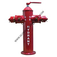 GUNNEBO GHP-HD-04 GHP-HD-06  HYDRANT PILLAR