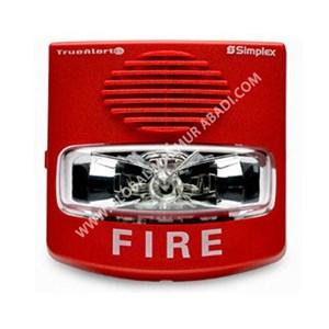 TYCO SIMPLEX TRUEALERT 49AV-WRF ES Muli-candela addressable appliances