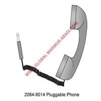 TYCO SIMPLEX 2084-9014 PLUGGABLE PHONE HANDSET 1