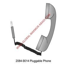 TYCO SIMPLEX 2084-9014 PLUGGABLE PHONE HANDSET
