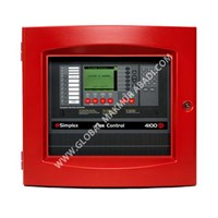 TYCO SIMPLEX  CONVENTIONAL ADDRESSABLE FIRE ALARM CONTROL PANEL 1
