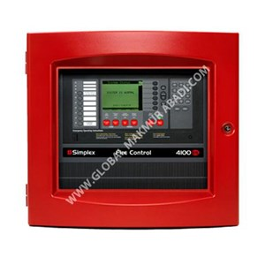 TYCO SIMPLEX  CONVENTIONAL ADDRESSABLE FIRE ALARM CONTROL PANEL