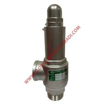 317 SV-S9A STAINLESS STEEL SAFETY VALVE PRESSURE RELIEF VALVE