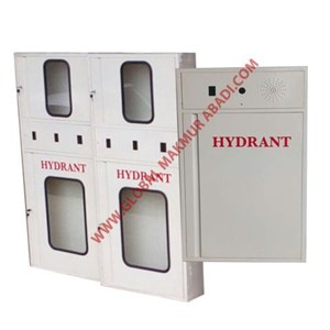 BOX HYDRANT INDOOR CUSTOM PUTIH