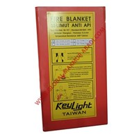 KEYLIGHT FIRE BLANKET SELIMUT ANTI API 1