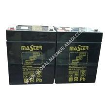 MASTER BATTERY 12V 4AH