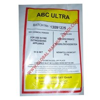 ORCHIDEE ABC ULTRA DRY CHEMICAL POWDER 1