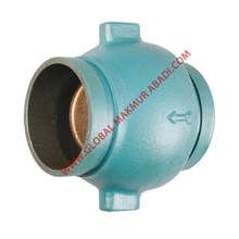 VIKING KG900WLF DOUBLE DOOR WAFER CHECK VALVE