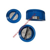 TOZEN CDCV-WJ DOUBLE DOOR WAFER CHECK VALVE 1