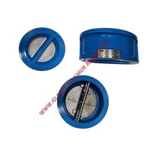 TOZEN CDCV-WJ DOUBLE DOOR WAFER CHECK VALVE