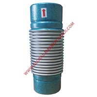 TOZEN SJI SF400 EXPANSION JOINT PIPE END 1